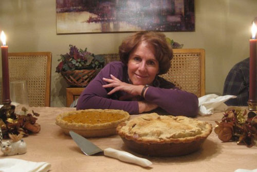 Carolyn's pies...